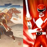 What if the Power Rangers were Feudal Japan Samurai?