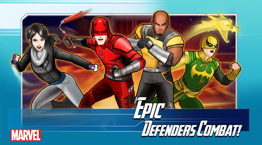 avengers academy defenders art