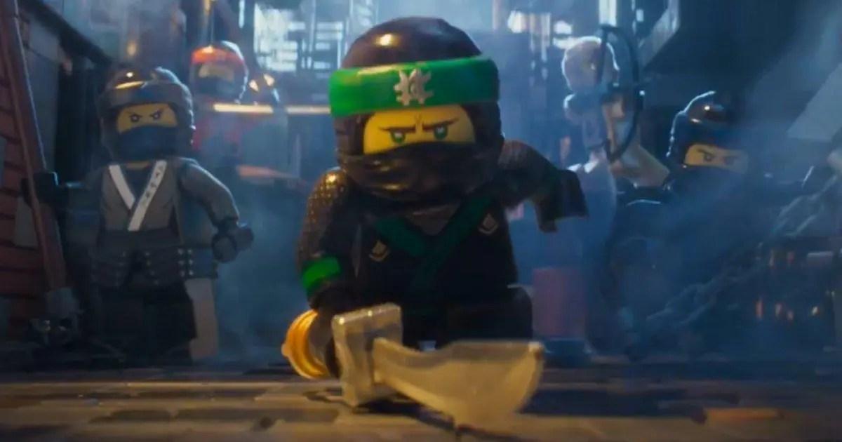Ninjago Movie Trailer 2 - The Fanboy SEO