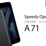 OPPO A71 Now Available at 0% Interest thru Home Credit