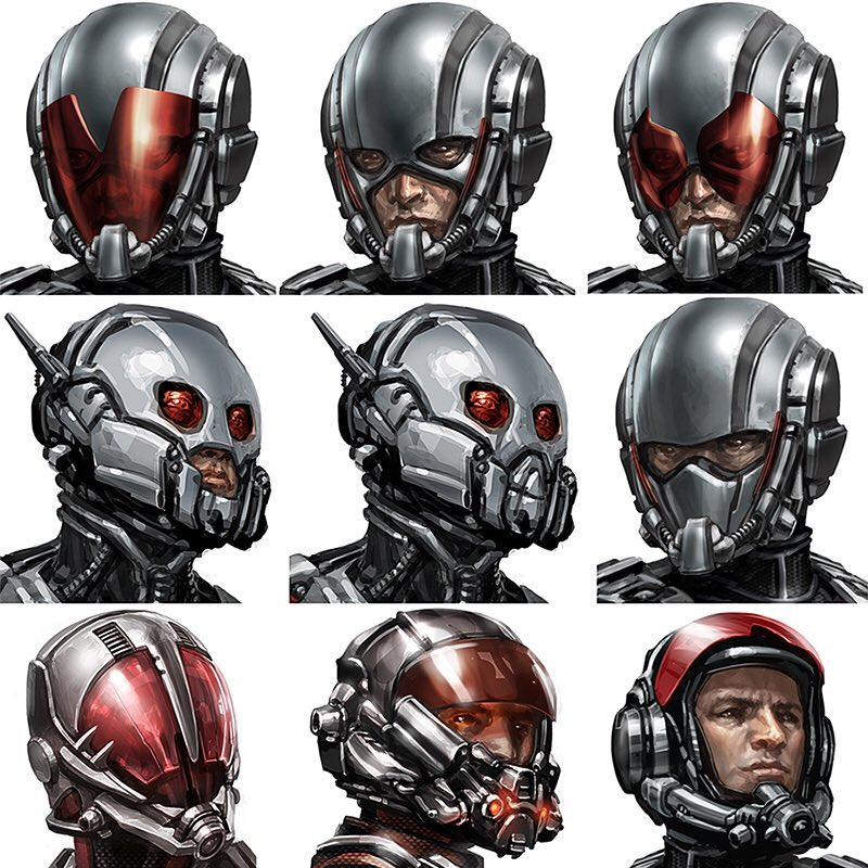 andy park concept art ant-man