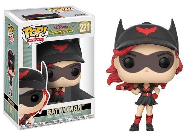 dc comics bombshells batwoman funko