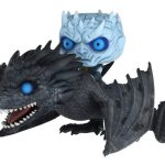 Game of Thrones' Night King Funko Pop Gets Undead Ice Dragon