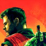 THOR RAGNAROK IMAX Poster