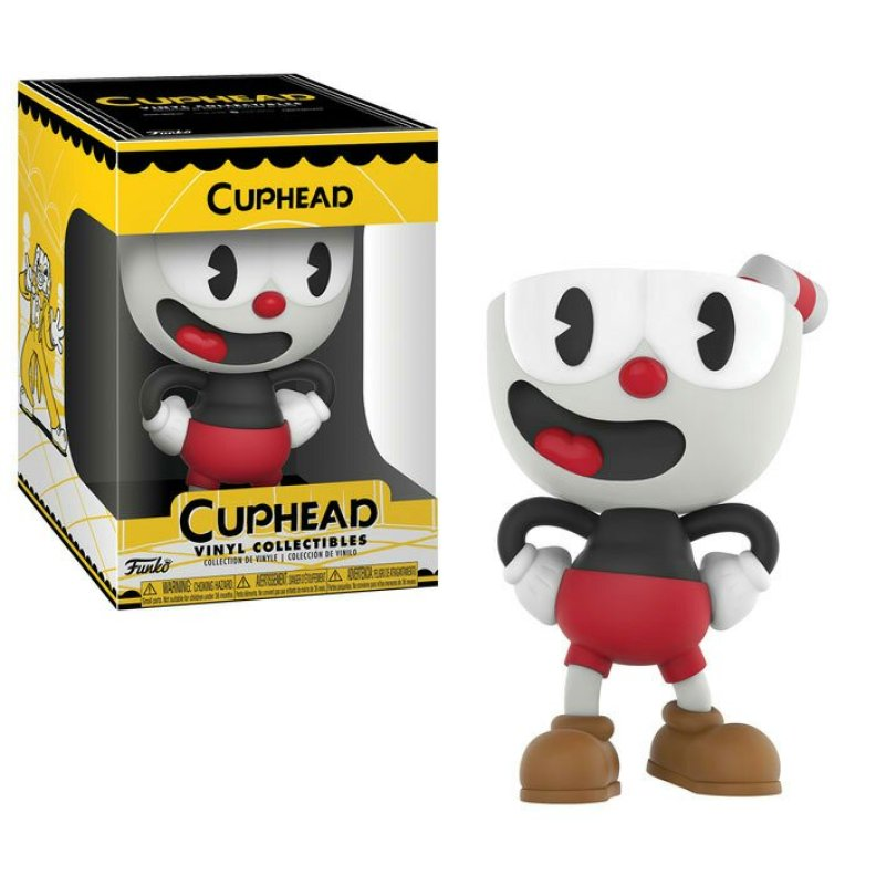 Funko pop cuphead nycc