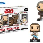 Funko Star Wars The Last Jedi Rebel Four Pack Revealed
