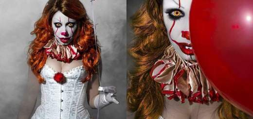 Rosanna rocha pennywise cosplay