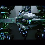 PRESS RELEAS: Epson and Mercedes-AMG Petronas Motorsport Create Glow-in-the-Dark Pit Stop