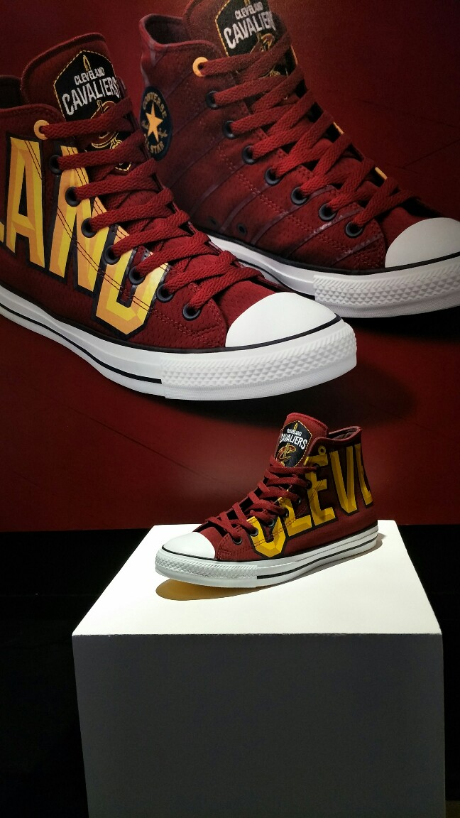 Cleveland cavaliers nba x converse