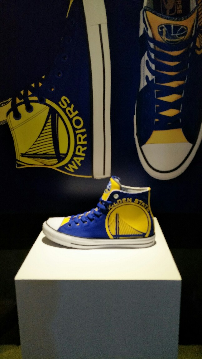 Golden state warriors converse x nba
