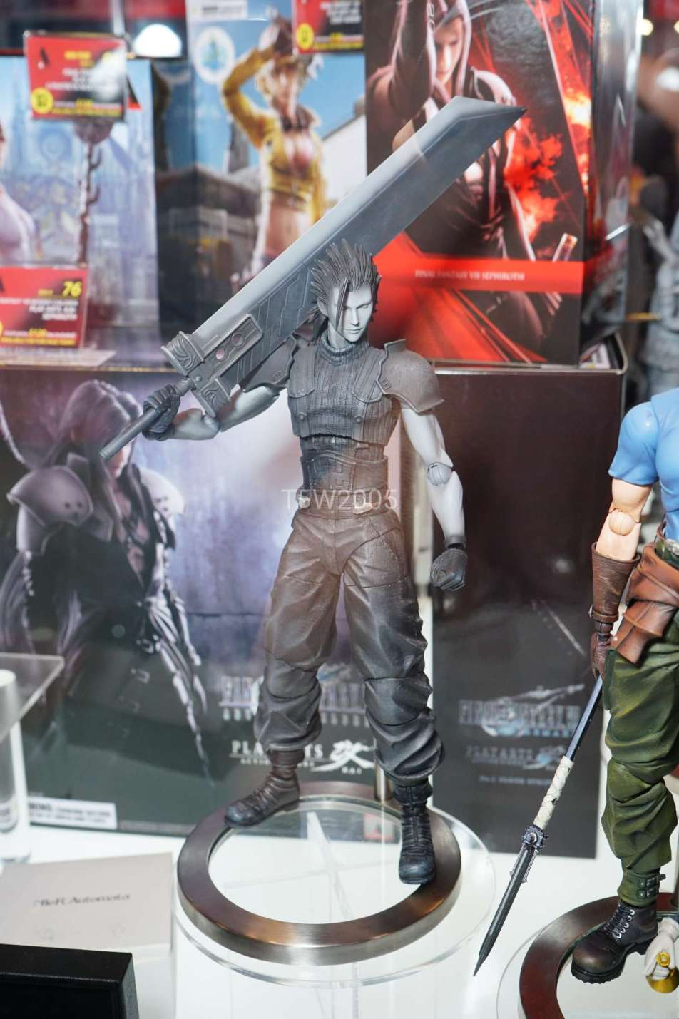zack fair play arts kai 1