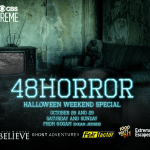 Ghosts and Ghouls Come Alive at RTL CBS Extreme's Halloween Weekend Special