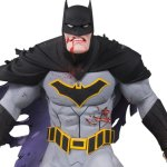 DC Collectibles Goes Metal with Dark Nights Metal Batman Statue
