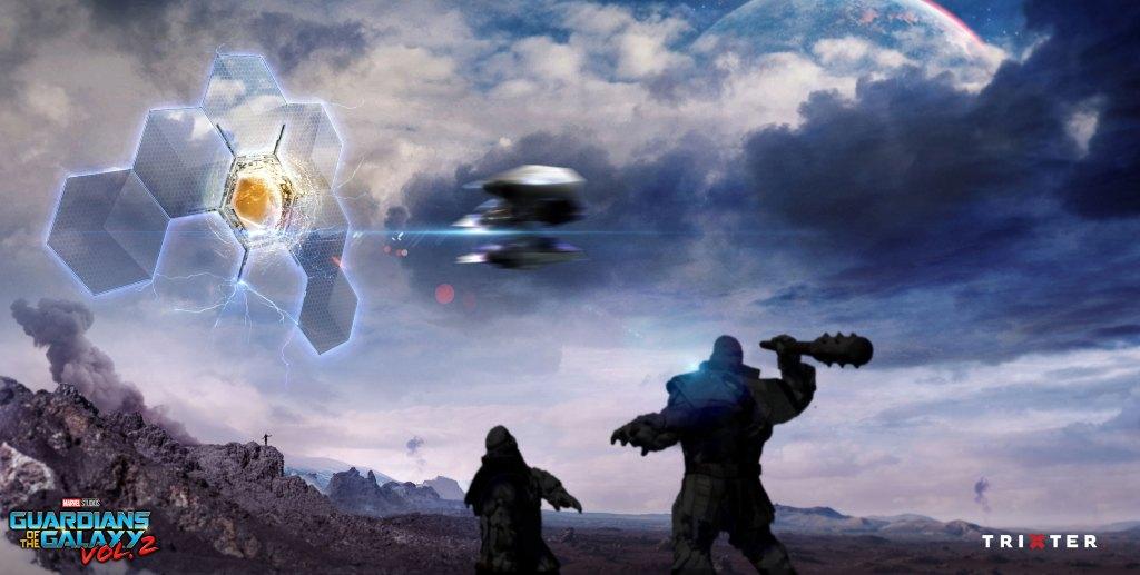 kronans guardians of the galaxy vol 2