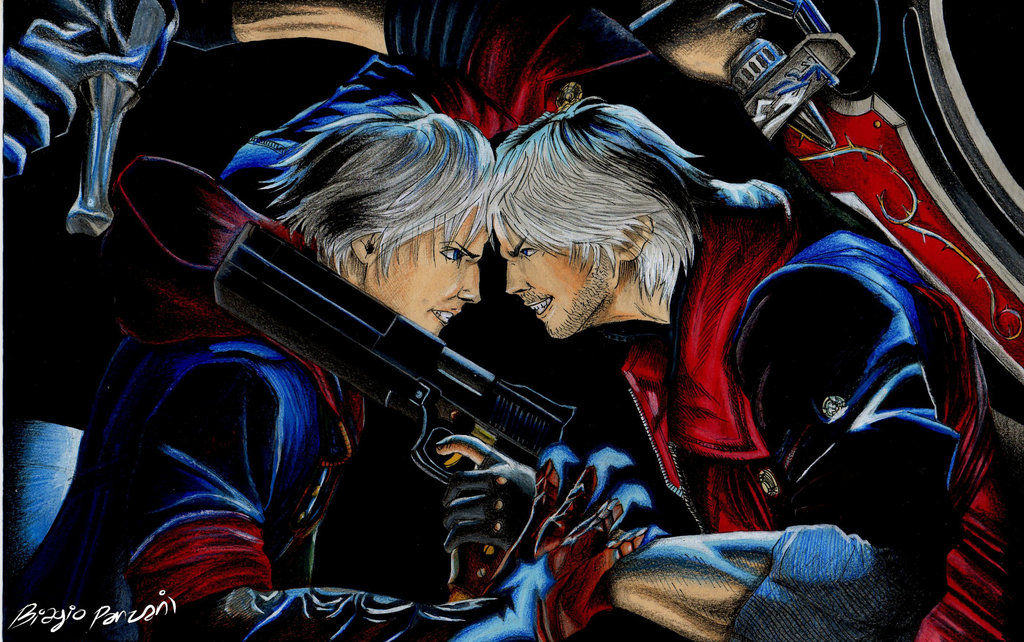 Devil May Cry 5 Leak Online Including Return Of Dante And