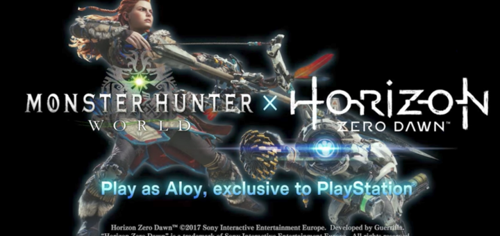 monster hunter x horizon zeron dawn