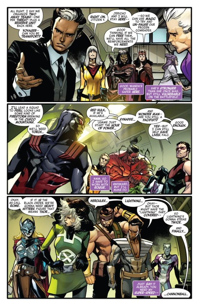 Avengers # 677 spoilers