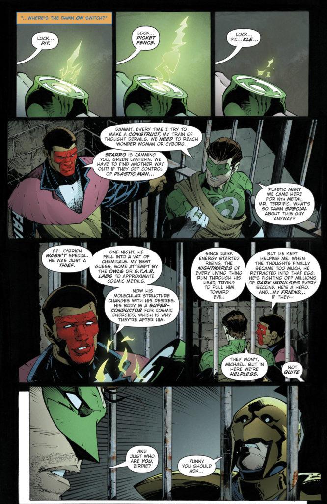 JLU Metal Martian Manhunter