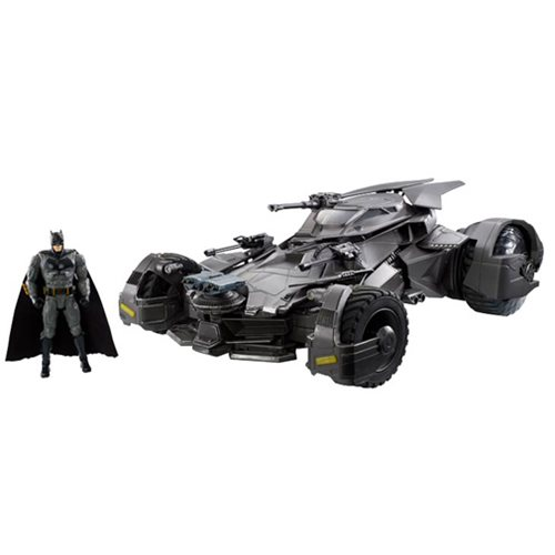 Mattel Batmobile Justice League remote control