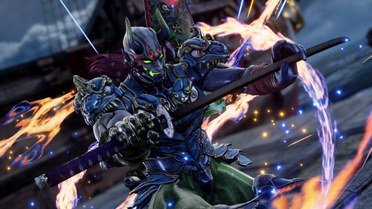Yoshimitsu Joins Soulcalibur 6