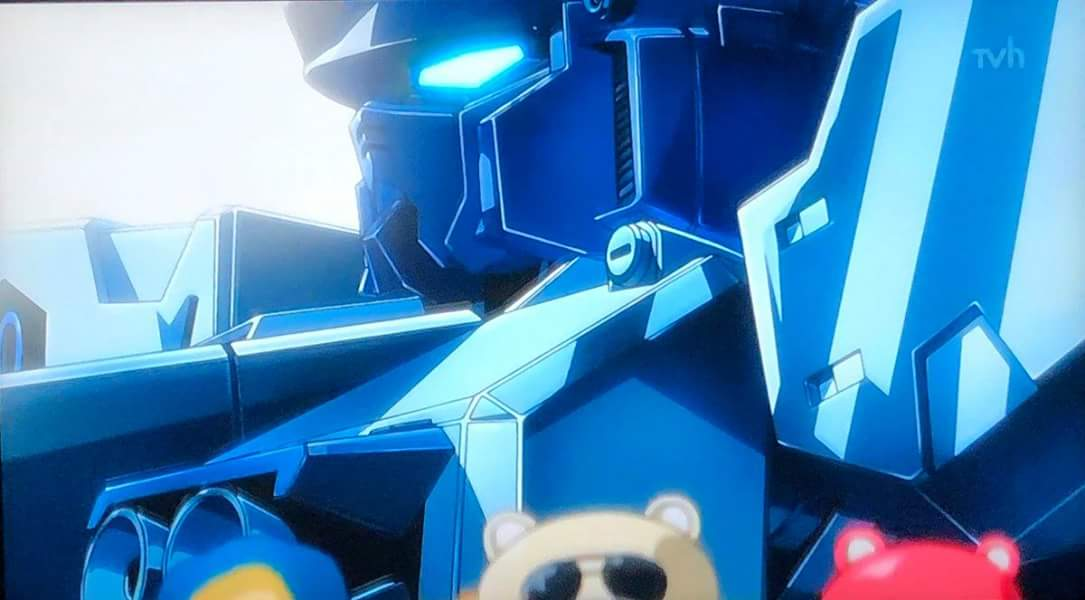 Gundam Build Divers Episode 19 has a Nice Tribute to Linkin Park