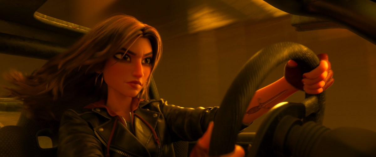 Wonder Woman's Gal Gadot is a Not-Quite Disney Princess in Wreck-it Ralph 2