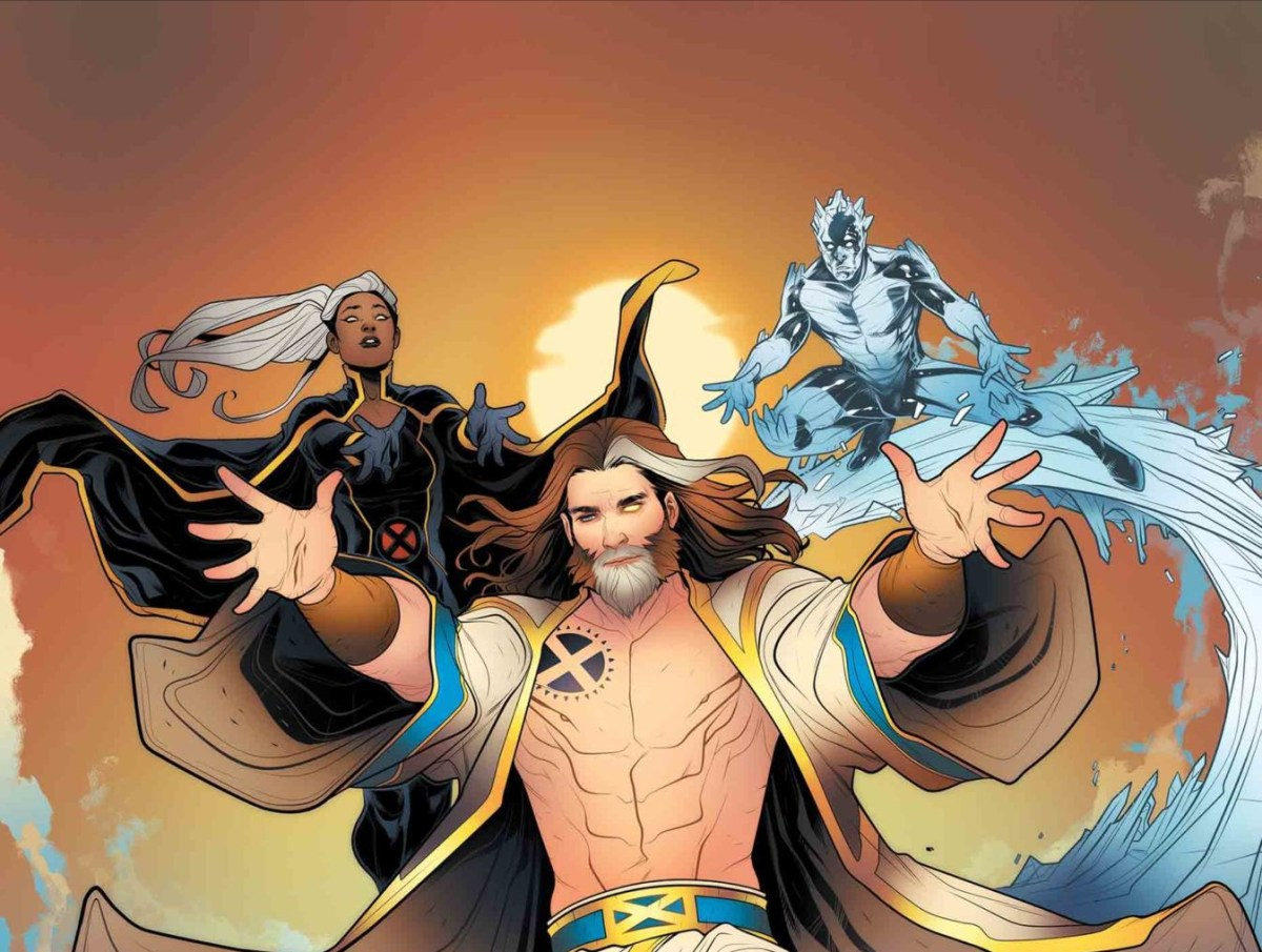 Uncanny X-Men Teases the Return of Nate Grey and the Four Horsemen of Salvation