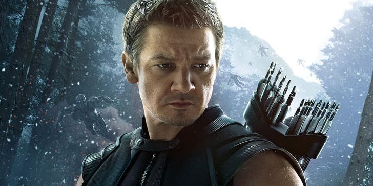 Jeremy Renner Shares a Selfie from Avengers 4 Set