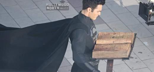 tyler hoechlin black superman