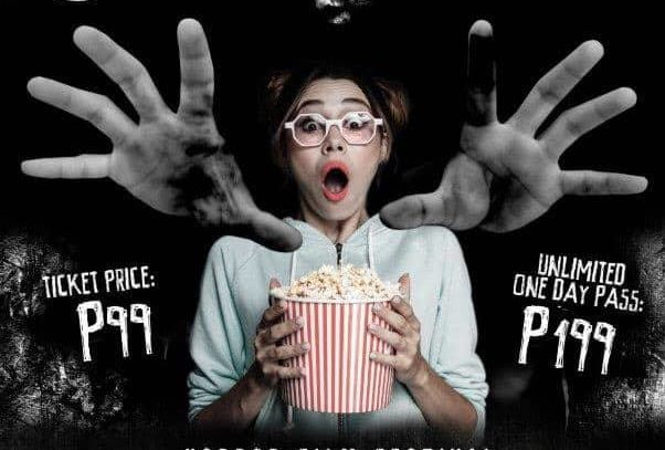 Get ready to scream in SM Cinema's 1st Sine-Sindak Horror Film Festival!
