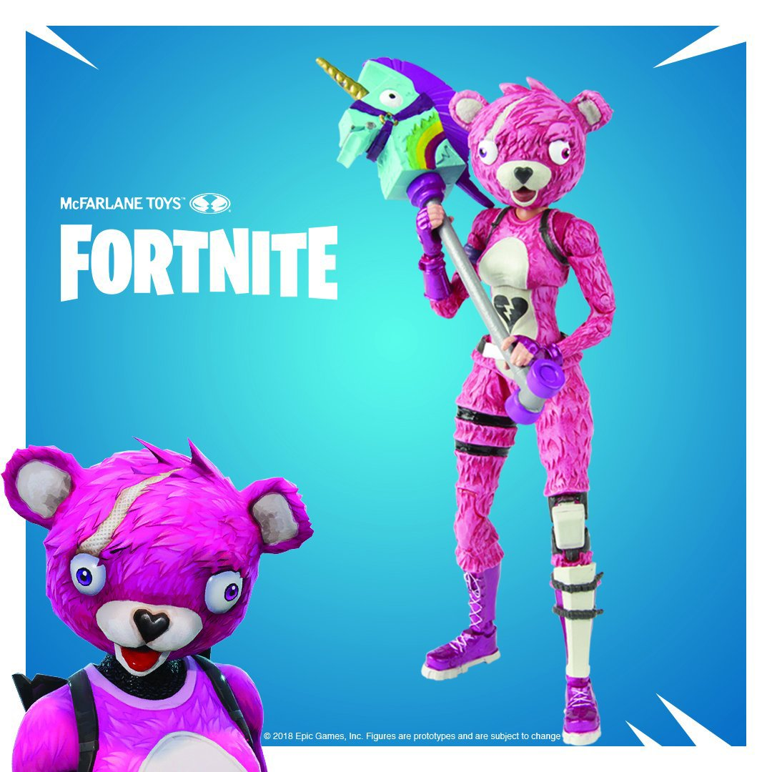 Mcfarlane Toys Fortnite Action Figures Preview The Fanboy Seo