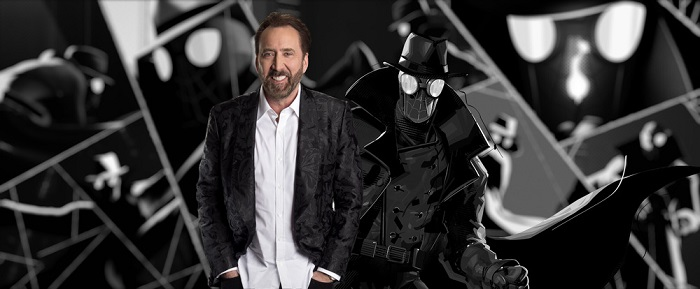 Nicolas Cage is Spider-Man Noir in Acclaimed