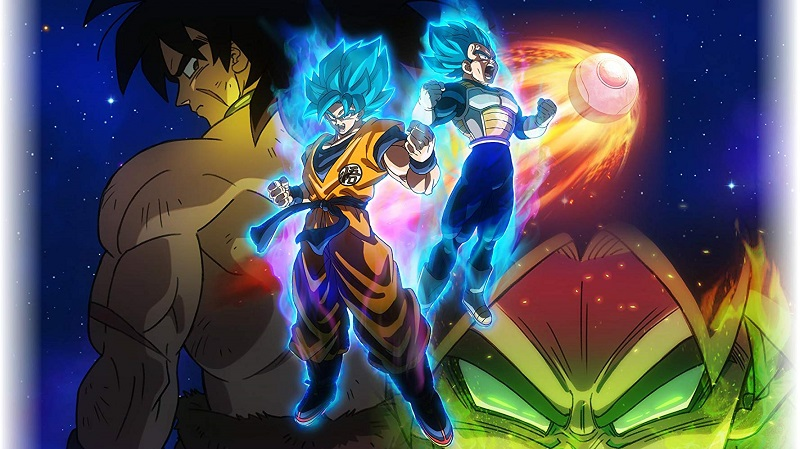 DRAGON BALL SUPER: BROLY - Jan 30 Exclusive at SM Cinemas