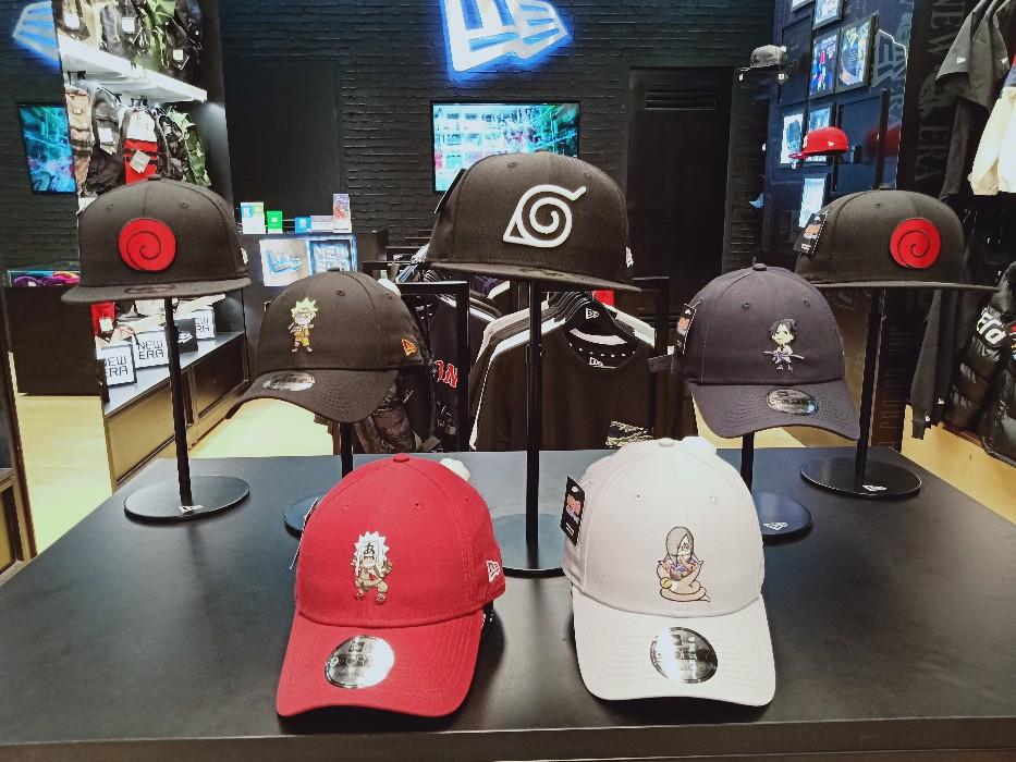 57ee9cba New Era Naruto Caps Still Available - The Fanboy SEO
