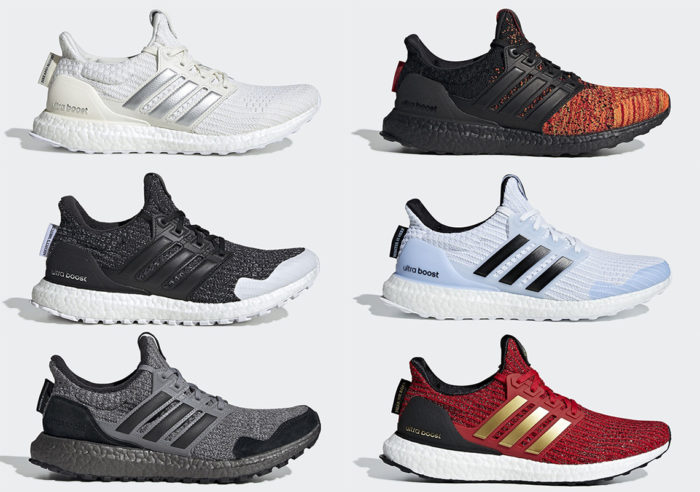 776e003d190 Adidas to Launch Game of Thrones 4.0 Ultra Boosts - The Fanboy SEO