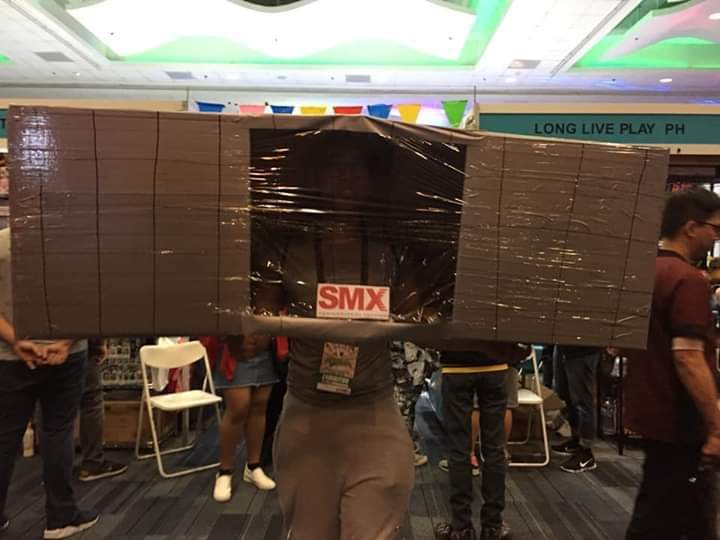 Somebody Just Cosplayed the SMX Convention Center in Cosplay Carnival 2019