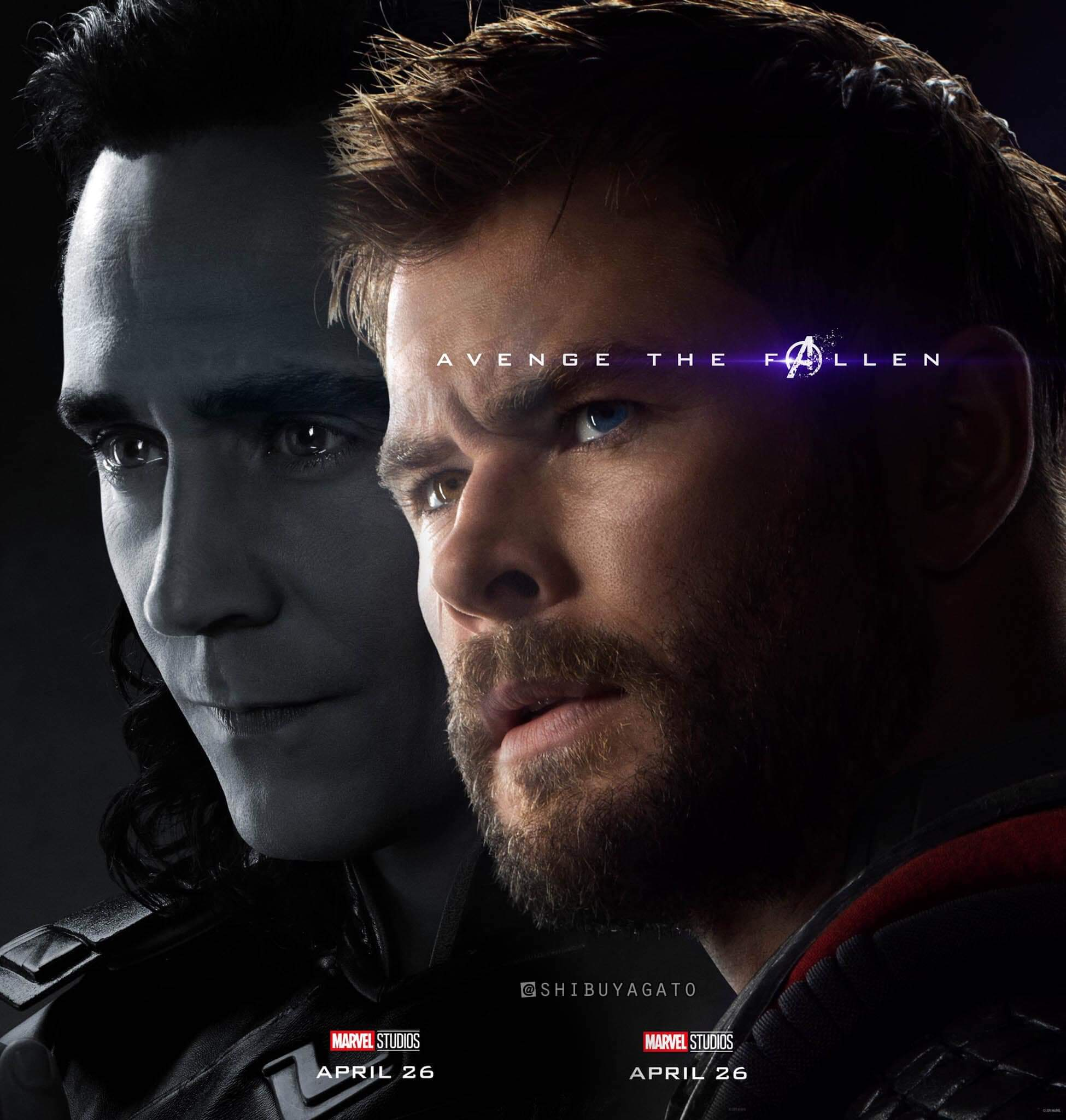 These Avengers Endgame Poster Fan Edits Will Make You Realize That