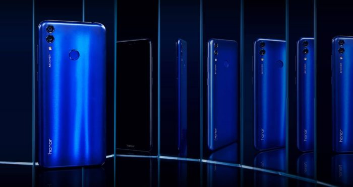 Honor 8C Specs and Features (P7,999, 13MP Rear Camera, 8MP