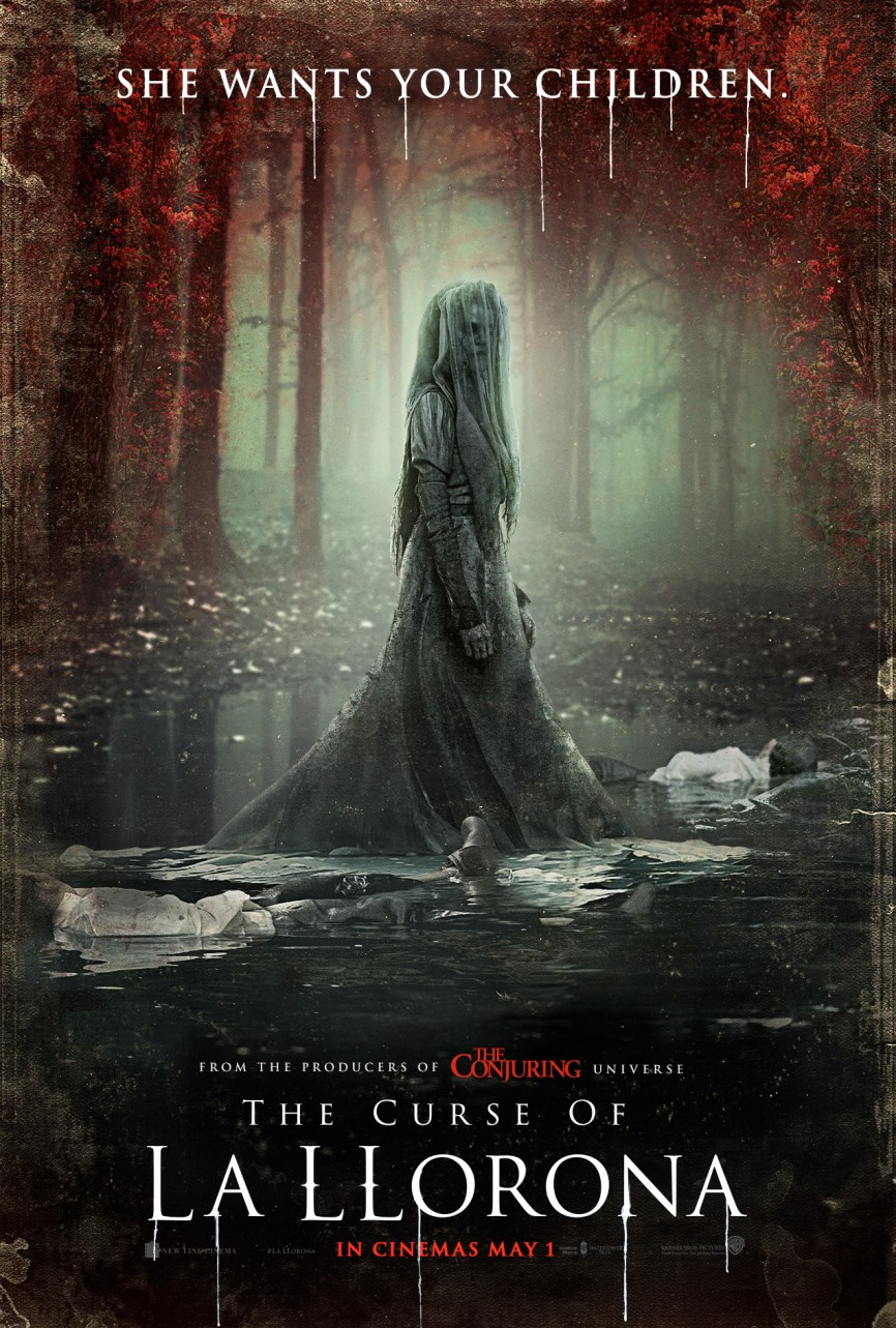 the curse of la llorona review thefanboyseo official poster