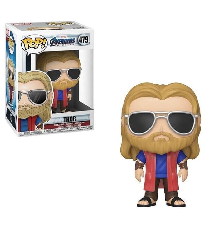 fat thor avengers endgame funko pop