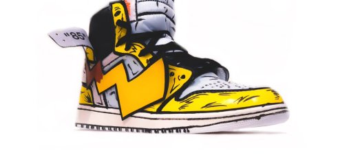 custom pikachu air jordans by stomping grounds customs and owned by jordan vogt roberts (1)