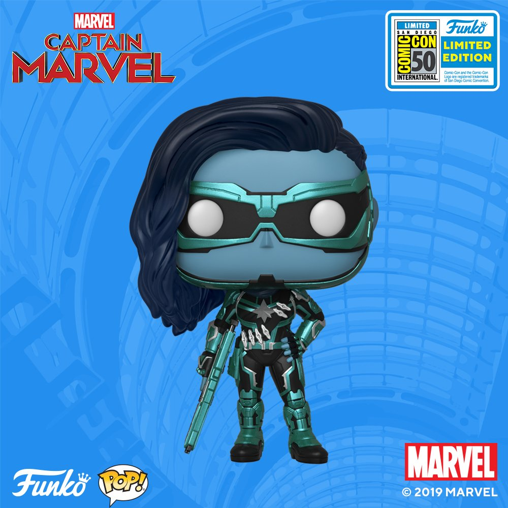 sdcc exclusive funko minn-erva