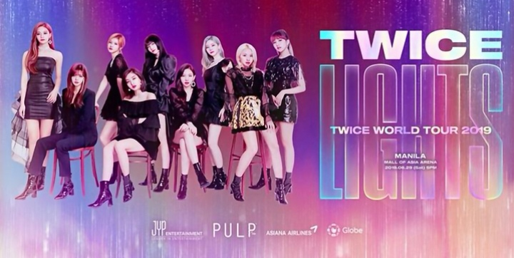 Twice Concert Tickets Sold Out Plus Some Drama With Kids Cutting