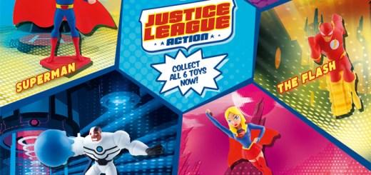 Jollibee Justice League