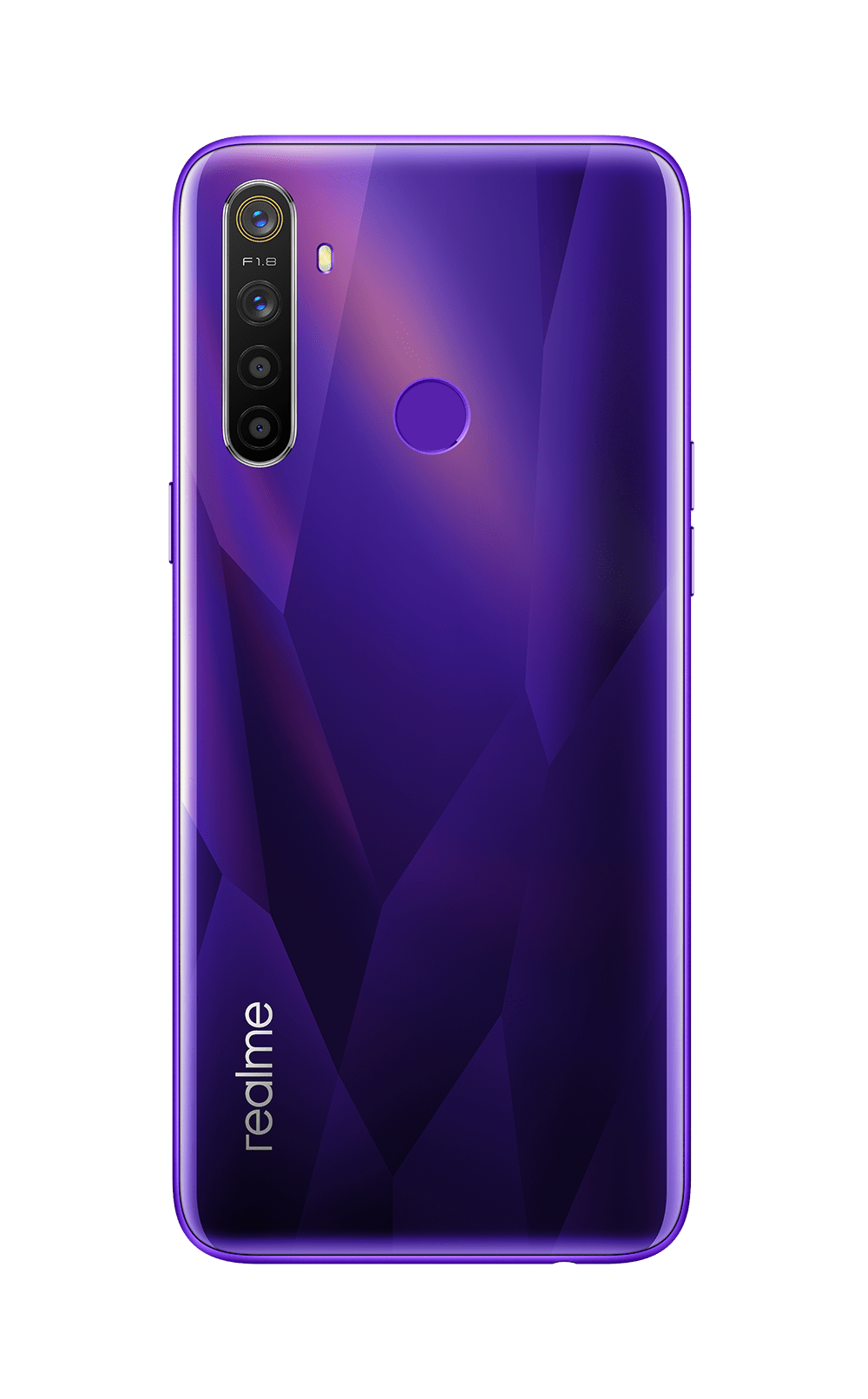 Realme 5 - Crystal Purple