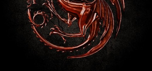 house of dragon announcement poster