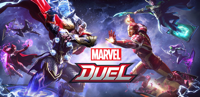 marvel duel key visual