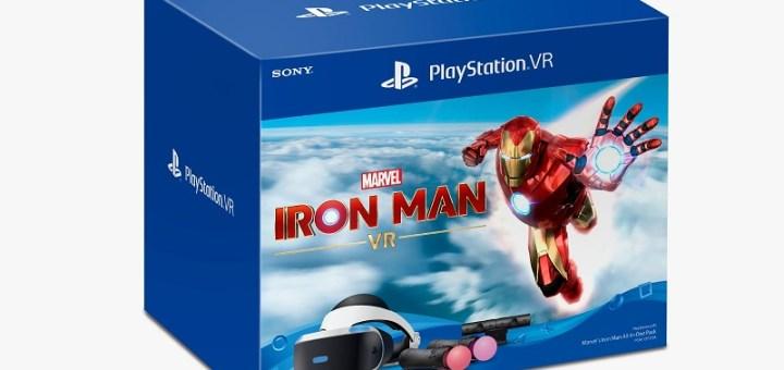 playstation vr iron man
