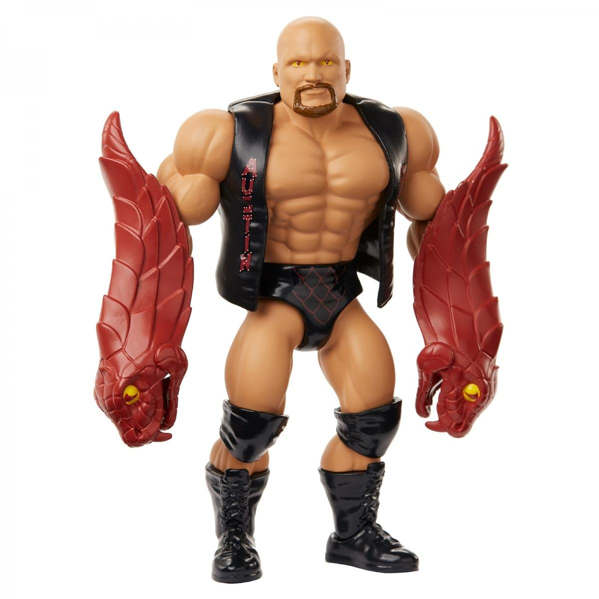 Stone cold masters of the WWE universe