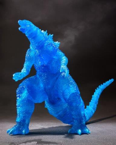 SH MonsterArts Godzilla King of the Monsters Event Exclusive Color Edition Preview 3
